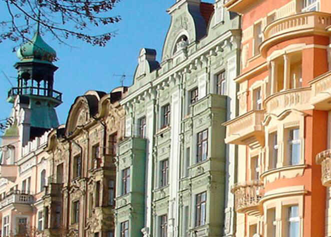 Luxury Property for Sale in Prague and Czech Republic